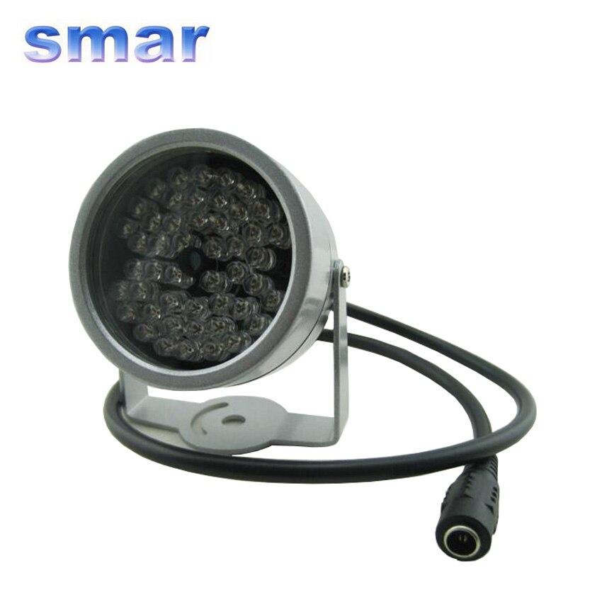 48 LED illuminateur lumière CCTV IR Vision nocturne infrarouge pour caméra de Surveillance nouvelle livraison directe