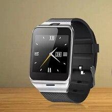 """1,55 """"GSM NFC Kamera Armbanduhr SIM-Karte Smartwatch wasserdichte Aplus GV18 Smart Uhr Telefon für iphone6 samsung Android Phone"""