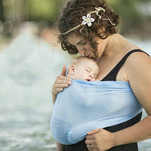 Baby Sling Stretchy Wrap Adjustable Infant Comfortable Breathable Slings Beach towel