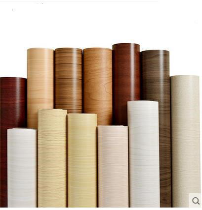 Thickened waterproof pvc wood stickers Boeing film self-adhesive wallpaper wardrobe cabinets old door furniture renovation-1 high grade pvc boeing film furniture sticker paint film self adhesive waterproof adhesive paper wallpaper wallpaper 255z