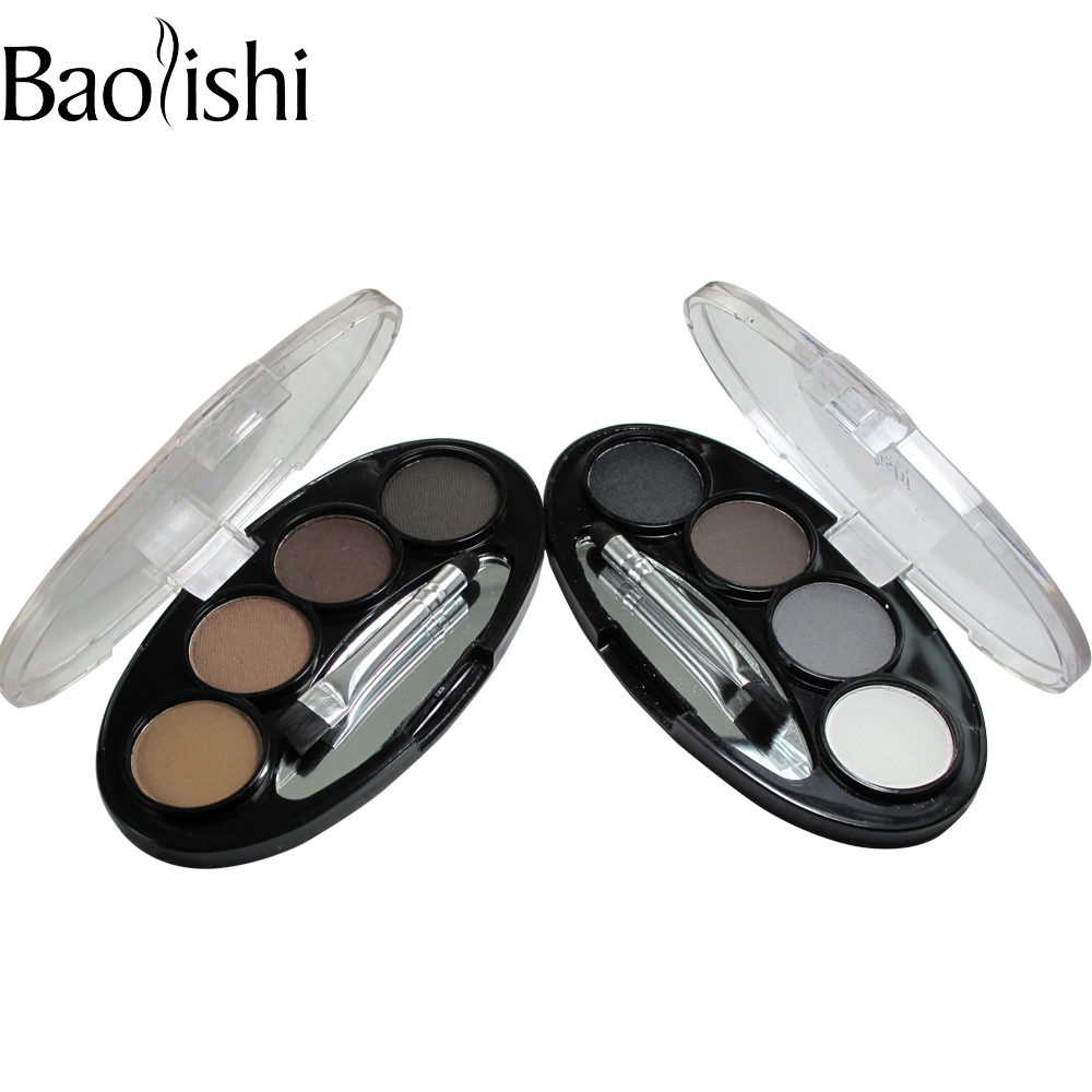baolishi Natural Long-lasting Waterproof Shadow Eyebrow power Kit Eye - Makeup - Photo 5