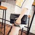 Round Handles Women clutch purse Bags Women Shoulder Bag envelope clutches bag Cross Body Brand Retro Handbag Luxury wristlet