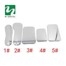 1 PC Orthodontic Dental Photographic Glass Mirror Rhodium Occlusal Double Side Free Shipping