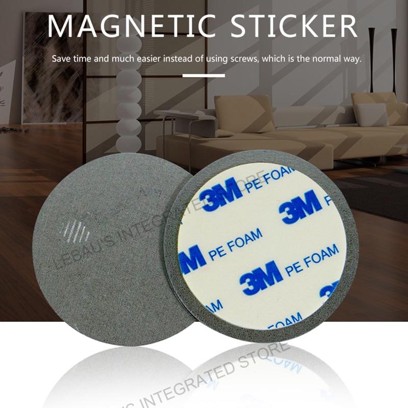 Smoke Detector Fire Alarm Detector Magnet Independent Smoke Alarm Sensor Magnet For Home Office Security Smoke Alarm Magnet