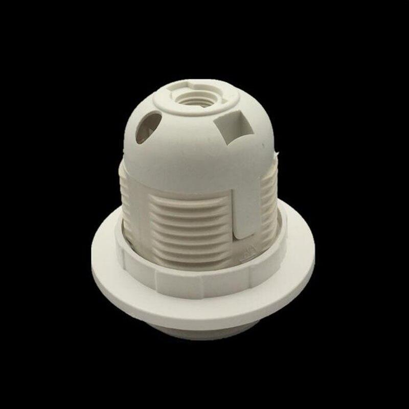 Table lamp floor lamp fittings E27 base lampholder screw M10 X20
