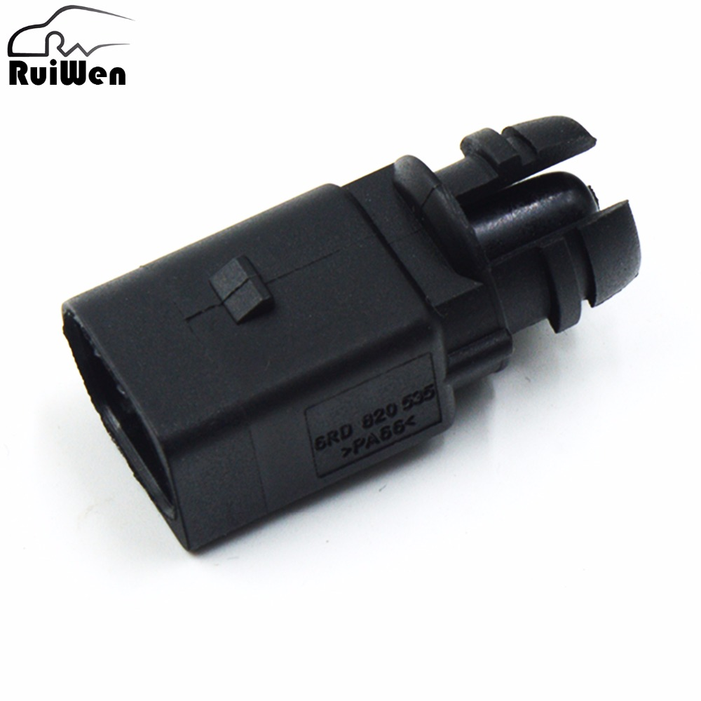 AUDI A3 A4 A5 A6 A7 VW BEETLE CC EOS OUTSIDE AMBIENT AIR TEMPERATURE SENSOR