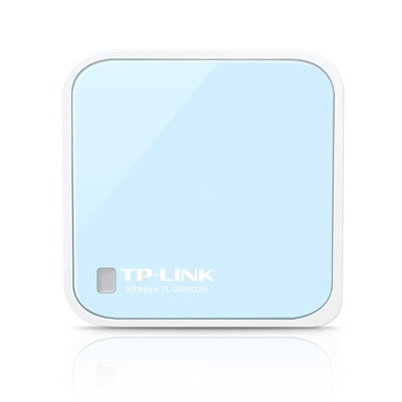 Tp-link TL-WR802N routeur sans fil 300 Mbps tout le réseau domestique sans fil WiFi routeur sans fil répéteur - 3