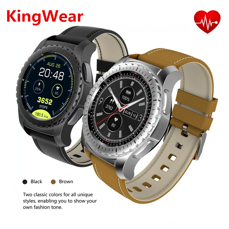 Smart Watch KW28 Heart Rate Compatible For Apple IOS /Android Digital-watch Bluetooth Reloj MINI SIM Smartwatch Wearable Devices