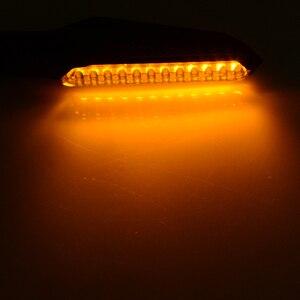 Image 4 - Moto Segnale di Girata Della Luce accessori CB190 MT 09 HA CONDOTTO segnale di svolta impermeabile moto 150NK 12V spia indicatore di flusso