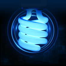 Heat Emitter Ultraviolet Light Bulb E27 5.0 UVB 26W Pet Reptile Light Glow Lamp Daylight Bulb for Tortoise Fish Amphibians