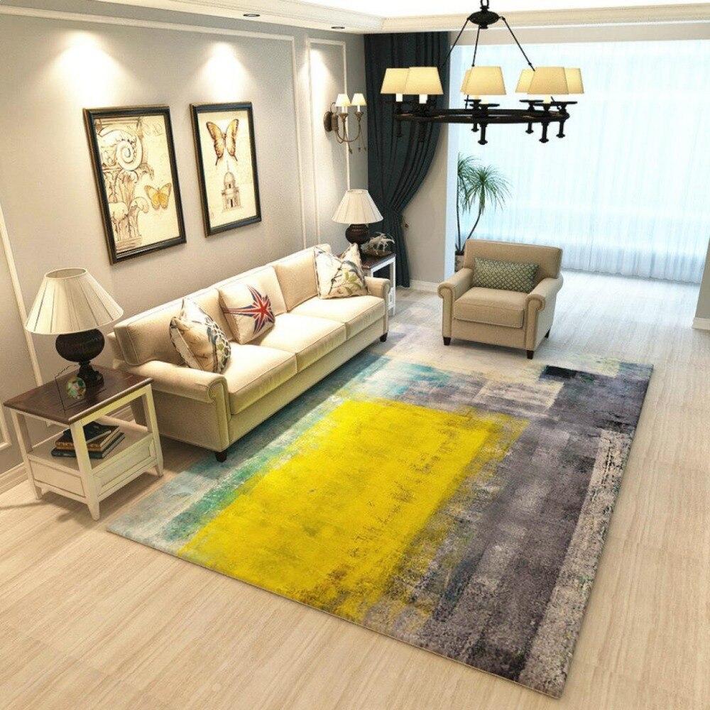 Créativité Graffiti tapis pour salon chambre tapis cuisine bain antidérapant tapis de sol tapis décor domestique tapis - 2