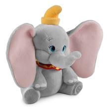Disney desenho animado dumbo elefante, pelúcia, brinquedo, elefante macio, animais, pelúcia, bonecas, presentes para crianças, bebê, acalmar, brinquedos