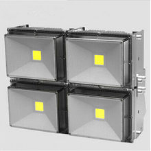 AC85-265V 50W 100W 150W 200W 240W LED Floodlight Outdoor LED Flood light lamp Waterproof Landscape Industrial Project Lighting(China)