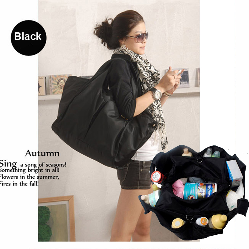 baby nappy bags diaper bag for mom Fashion High quality maternity mummy handbag waterproof baby stroller shoulder tote organizer touch smart home switch screen white crystal glass panel switch eu wall switch ac250v wall light switch 1 gang 1 way rainbo