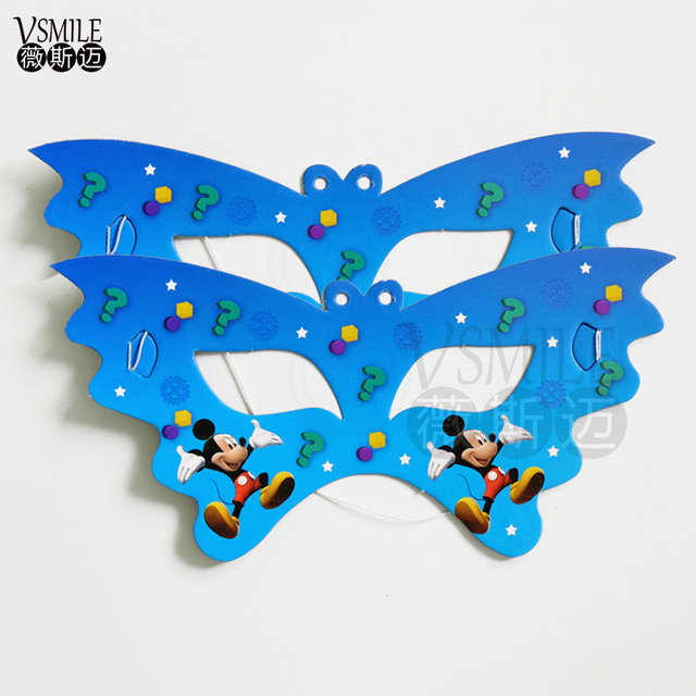 Masquerade Masks for Baby Shower