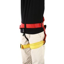 Harness Seat Sitting Bust Belts Outdoor Rock Climbing