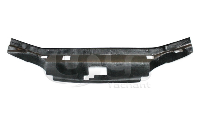 Panneau de refroidissement adapté au Garage | En Fiber de verre FRP, pour horizon R33 GTS Spec 1 Garage, Style défense