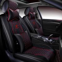 Quatro Estações Geral Assento de Carro Almofadas almofada Do Carro Estilo Do Carro Tampa de Assento Do Carro Para SUV Cayenne Cayman Porsche Macan