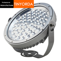 Tinyorda TFL3450 10SETS 50W Led Flood Light Housing Heatsink Fixture LED Lighting Housing [Professional Manufacturer]