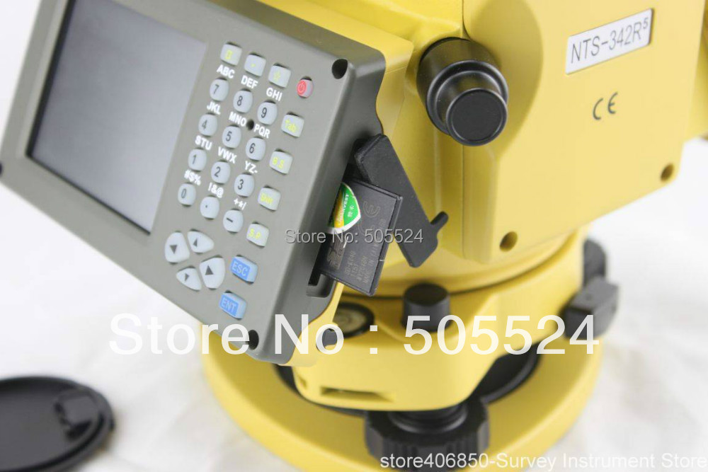 SOUTH 342R5 500m Reflectorless TOTAL STATION Touchscreen Total Station все цены