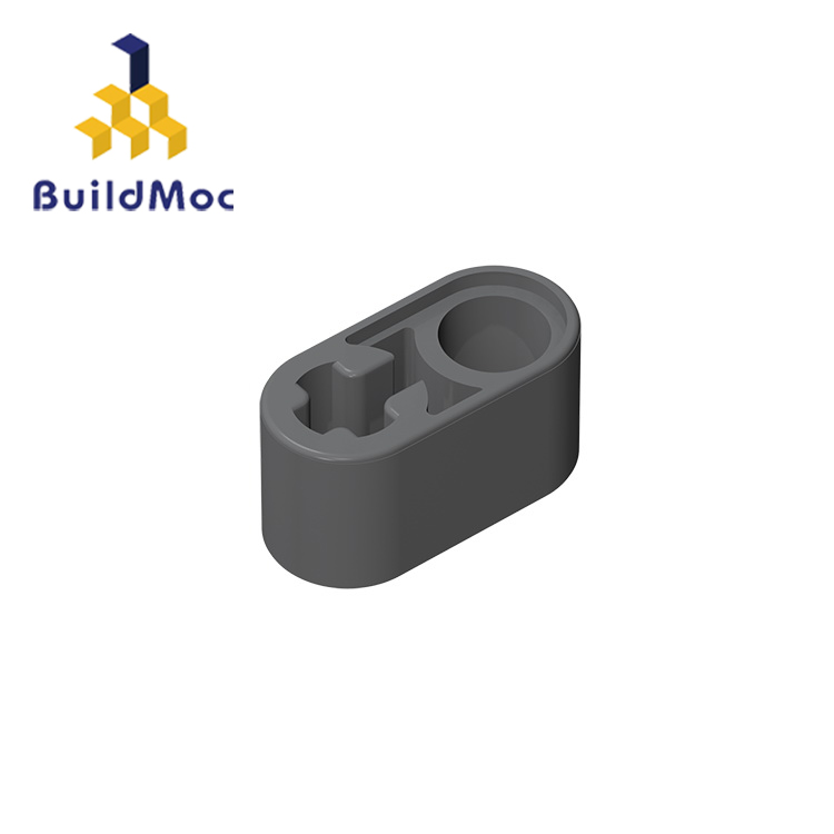 BuildMOC 74695 60483 1x2 Brick Technic Changeover Catch For Building Blocks Parts DIY Educational Creative Gift Toys