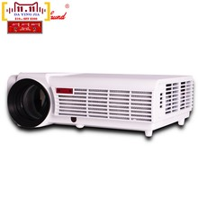 5500 lumens LED96 HD 1280*800 lcd tv led projector digital full hd support 3d home theater projetor video proyector beamer