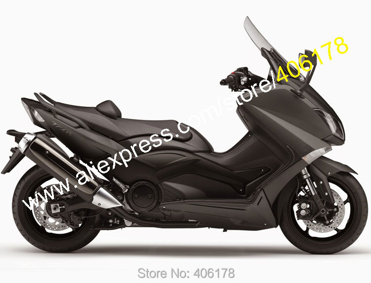 Hot Sales,For Yamaha T MAX 530 15 16 T-MAX 530 TMAX530 2015 2016 TMAX 530 Black ABS Motorcycle Fairing Kit (Injection molding) hot sales cheap price for yamaha tmax 530 2012 2014 t max 530 tmax530 matte black sport bike abs fairing injection molding