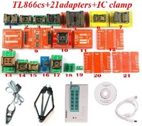 V6 0 MiniPro TL866CS Programmer 21 Adapters IC Clip With Best Quality By DHL EMS