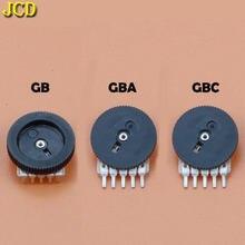 Jcd 1 pçs substituição interruptor de volume para nintend gameboy cor avançada para gb gba gbc placa-mãe potenciômetro