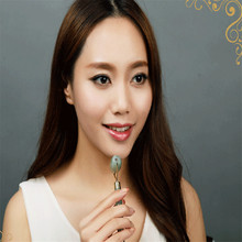 Slimming Double Sided Jade Face Massager
