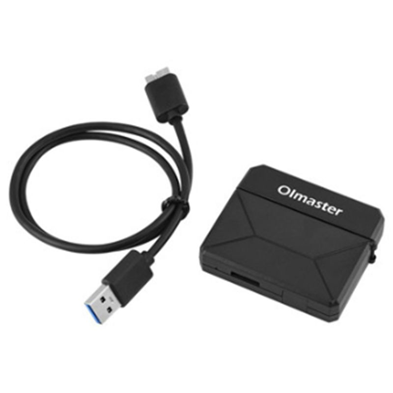 Oimaster Usb 3.0 Micro-B To 2.5 Inch Sata Hdd And Ssd Hard Drive Converter Adapter