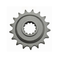 530 17T Motorcycle Front Sprocket For Kawasaki ZX1000 ZX 10 B1 B3 1988 1990 ZX 1000 ZX10