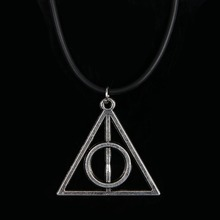 Harry Potter And The Deathly Hallows resurrection Pendant Necklace