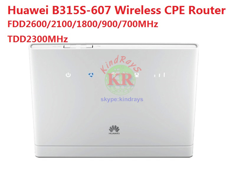 Unlocked Huawei B315 B315s-607 LTE FDD700/900/1800/2100/2600Mhz TDD2300Mhz Mobile Wireless CPE Router pk E5186 b593 2pcs b593 antenna huawei b593u 91 lte tdd2300 2600mhz b38 b40 dc hspa 3g 900 2100mhz mobile wireless cpe router