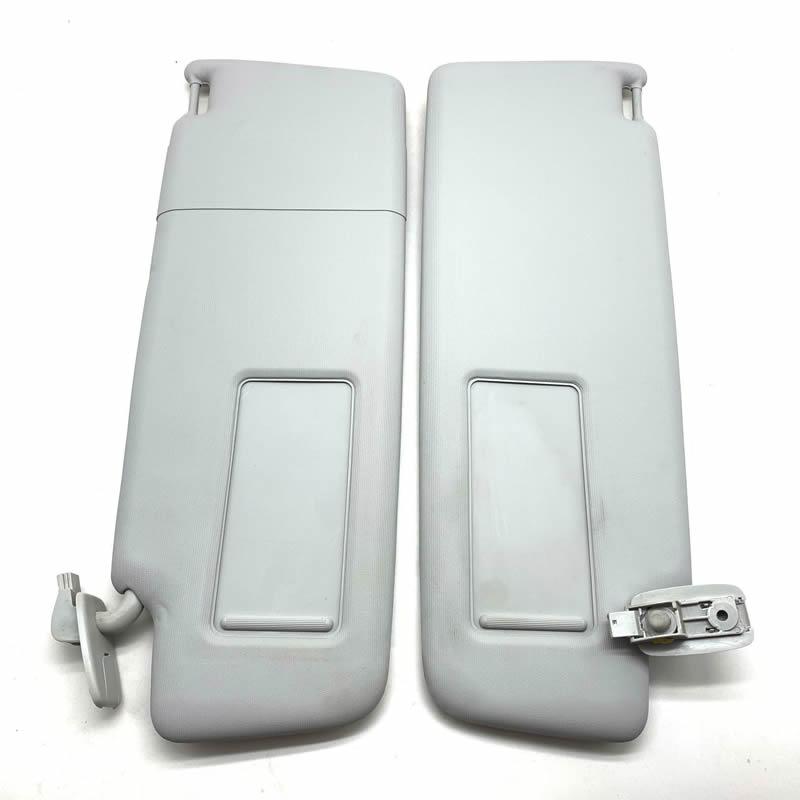 SKTOO Gray For Volkswagen Tiguan Sun visor mirror sun visor 5ND 857 551 552