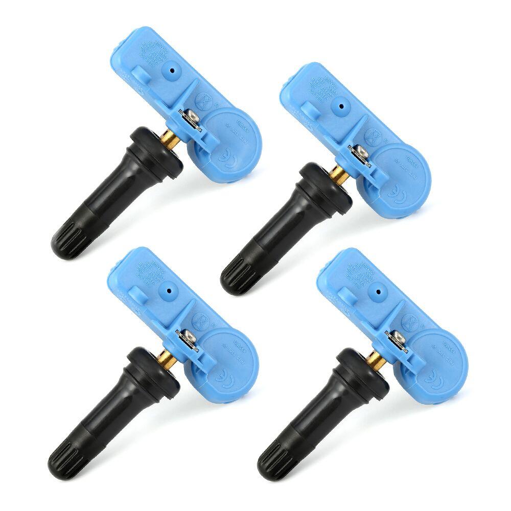 4 pièces système de surveillance de la pression des pneus pour GMC Buick Cadillac Chevrolet TPMS capteur 13581561 20922901 22853740 433 MHZ