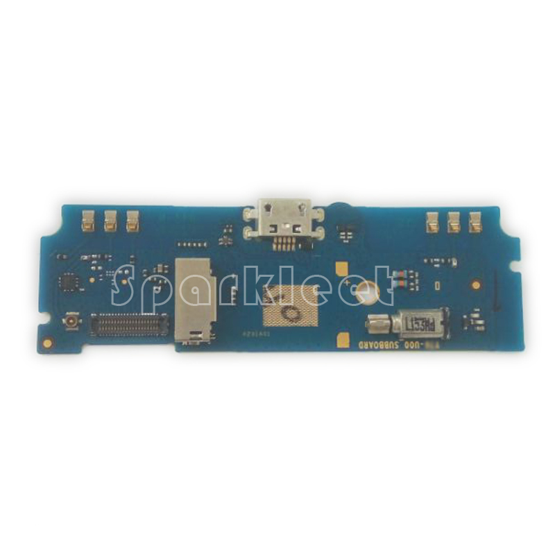 For Coolpad Modena E501 USB Charging Port Board Charger Flex Cable Dock Connector For Coolpad E501 Smart Phone Replacement Parts