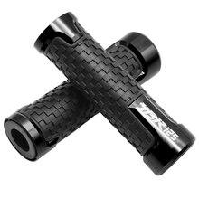 цена на FOR YAMAHA YBR125 YBR 125 2005-2010 2006 2007 2008 2009 CNC Motorcycle handlebar grip handle bar Motorbike handlebar grips