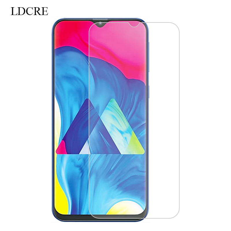 2Pcs For Tempered Glass Samsung Galaxy M10 Screen Protector For Samsung Galaxy M10 Glass Protective Phone Film for Samsung M10