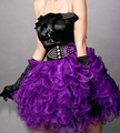 Wholesale Adult Ballet Skirt,Colorful Mini Bubble Skirt,Women Plus Size Skirt