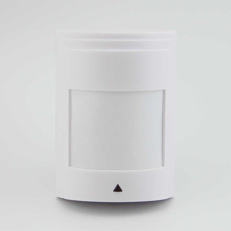 Pengiriman Gratis! baru Univesal Kabel PIR Sensor untuk Sistem Alarm Rumah Kabel Detektor Gerak Inframerah Sensor Bekerja dengan Panel Alarm