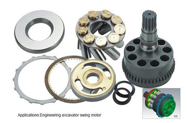 Toshiba repair kit SG20 MFB250 swing motor engineering excavator spare parts