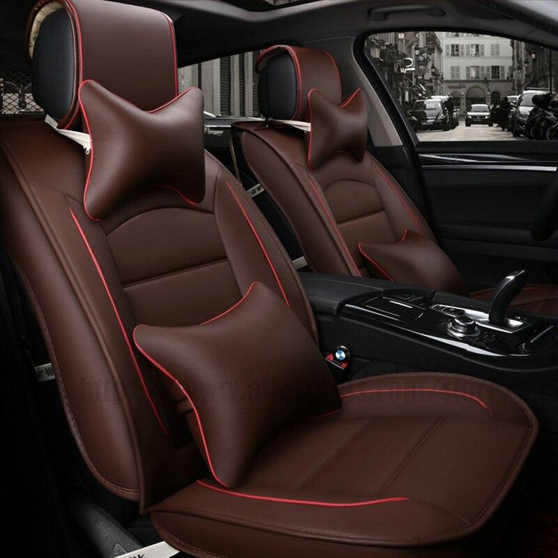 Housses de siège auto universelles pour ford ranger ford focus 2 fusion mk2 mondeo mk4 mk3 kuga accessoires auto protection de siège auto - 3
