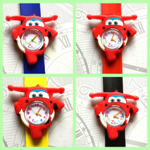 HBiBi Brand Children's Watch Aircraft car kids Baby Watches Clock Child Quartz Watches for Girls Boys kid Gifts Relogio Montre