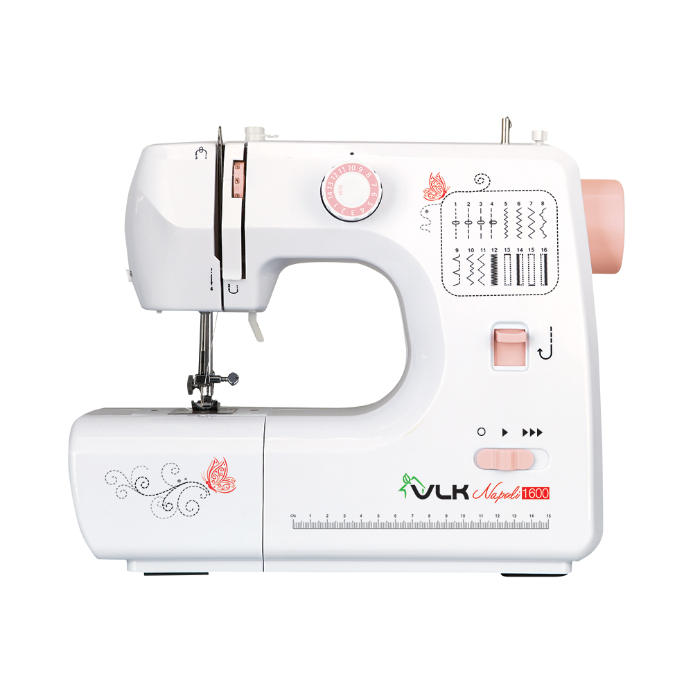Sewing machine VLK Napoli 1600 цена и фото