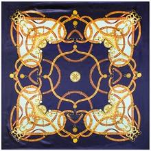 2019 luxury brand summer women scarf fashion quality soft silk scarves female shawls Foulard Beach cover-ups wraps silk bandana high quality soft silk scarf lotuses print shawl hijab wrap women female winter spring summer beach cover ups shawls neelamvar