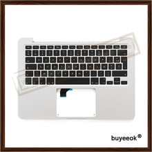 Original A1502 French Topcase Replacment For MacBook Pro Retina 13″ A1502 2015 Topcase Palmrest with French keyboard
