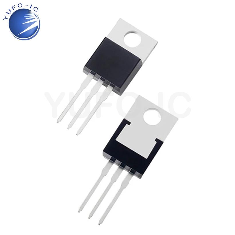 tranzistor mxm e13007 - 10PCS/Lot Brand New Transistor E13007 E13007-2 MJE13007 e13007 Triode TO-220 Wholesale Electronic 13007