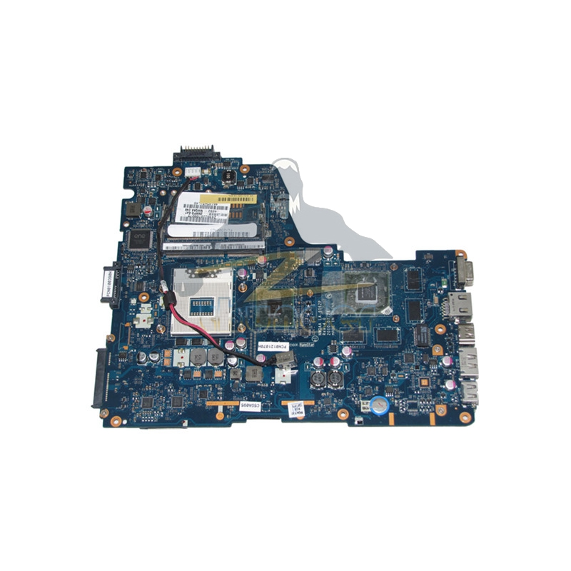 K000112450 NWQAA LA-6062P for toshiba satellite A665 A665-3D laptop motherboard HM55 GTS 350M DDR3 nokotion laptop motherboard for toshiba satellite a660 a665 nwqaa la 6062p k000109850 hm55 gt310m graphics ddr3 main board works
