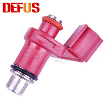Original Motorcycle Fuel Injector 160cc/min 10 Holes Motorbike Nozzle Injection Injectors Replacement Fuel Engine System Parts